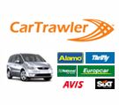 Hire a car through our partner, Car Trawler